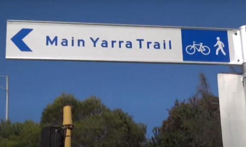Melbourne Bike Trail Funding Scrapped (Aired on Channel 31)