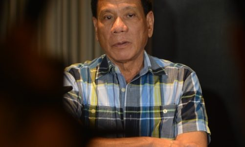 Duterte operates in zone of 'cursed and sacred'