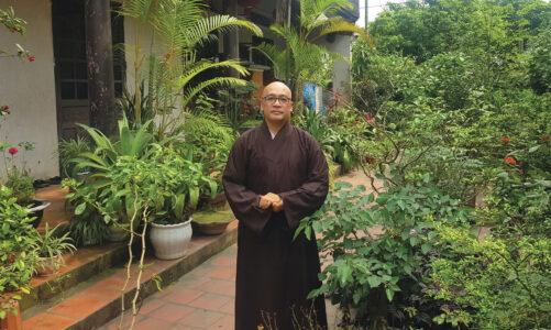 Meet the Monk Cleaning Up Hanoi's Waterways