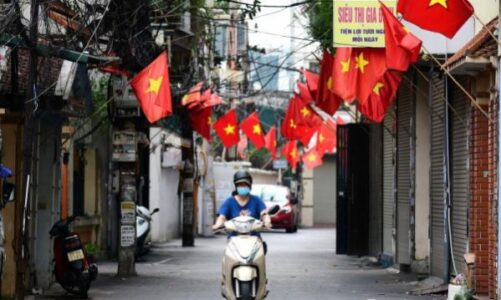 Hanoi eases strict lockdown rules, but workers still avoid the office